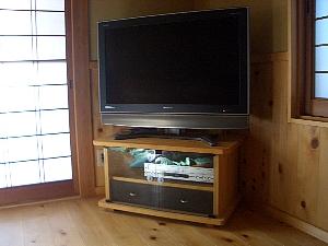 リサイクルTVボード