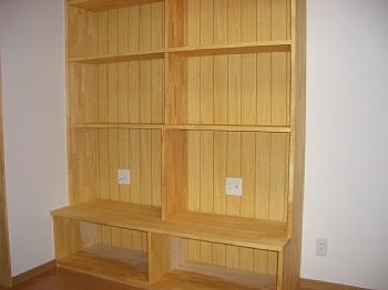 本格的な本棚や収納棚の作り方