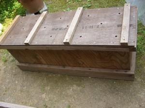 木製コンテナー3