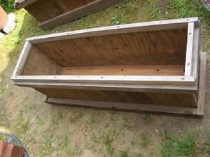 木製コンテナー2