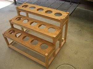 小鉢用花台-底板