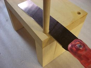 丸棒の切断