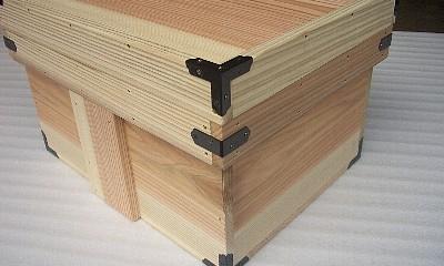 木製貴重品庫(木箱)