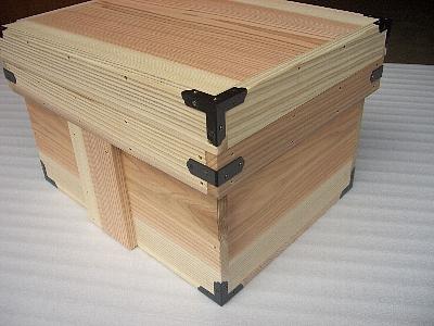 木箱の作り方