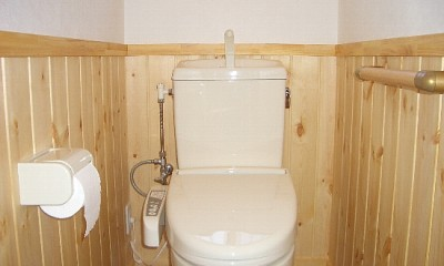 自分でできるトイレのトラブル解決策