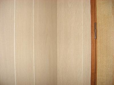 壁の化粧ベニヤ(プリント合板)の貼り方と継ぎ目や隅の仕上げ方法