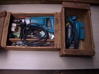電動工具木箱
