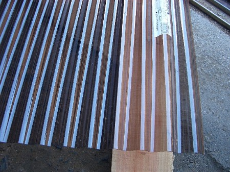 小屋や物置の屋根や壁に使用する波板の種類と貼り方や切り方