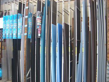 ホームセンターで購入できる波板の種類