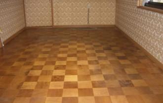 フローリング床の解体方法と注意点